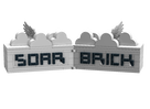 Soar Brick Logo